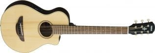 Yamaha APXT2NT 3:4 Acoustic Electric Travel Guitar