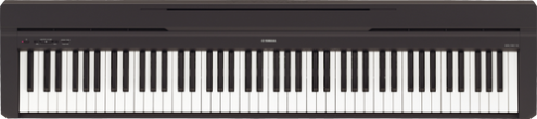 Yamaha P45 Portable Digital Piano