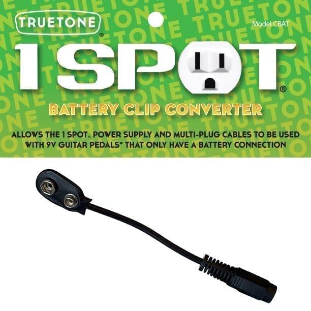 1 spot battery clip