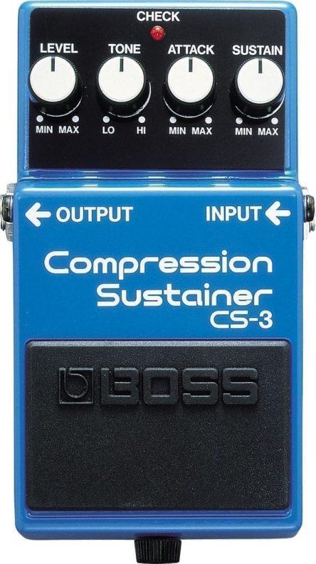 Boss CS3