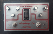 Fuchs Plush Replay Junior Tube Delay Pedal