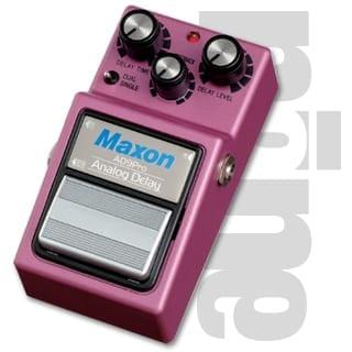 Maxon AD-9 Analog Delay Pro Pedal