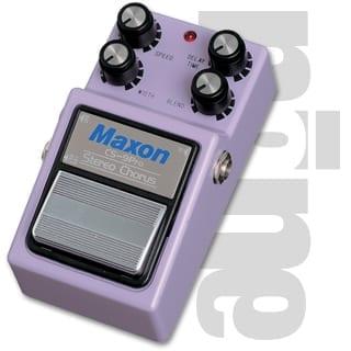 Maxon CS-9 Stereo Chorus Pro Pedal