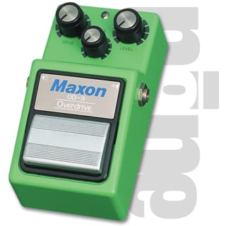 Maxon OD-9 Overdrive Pedal