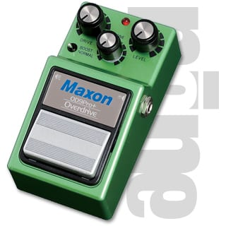 Maxon OD-9 Pro Plus Overdrive