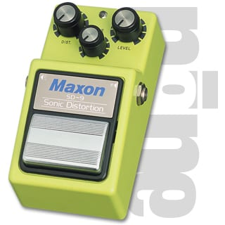 Maxon SD-9 Sonic Distortion Pedal