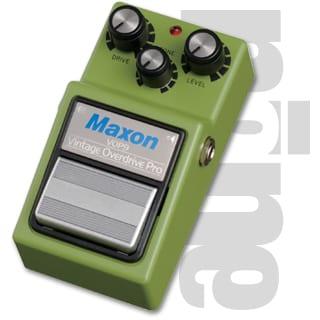 Maxon VOP-9 Vintage Overdrive Pro Pedal