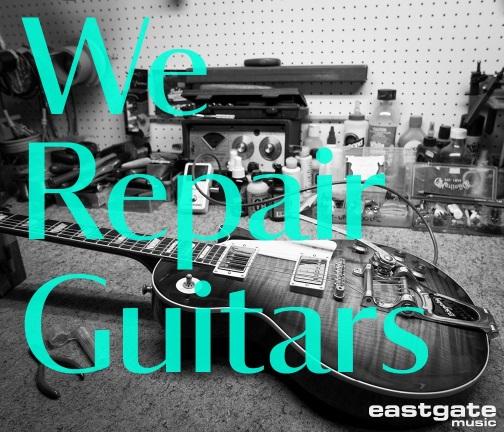 Guitar Repair small banner