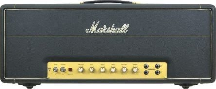 "Marshall 1959SLP 100 Watt Classic ""Plexi"" Amplifier Head"