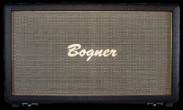 Bogner 2×12 Bottom Cab – Black Tolex