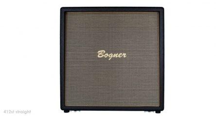 Bogner 4×12 Straight Cab