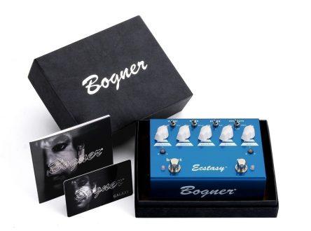 Bogner Ecstasy Pedal Blue