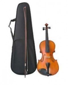 Gliga 3 (Genial 1) 4/4 Violin Outfit