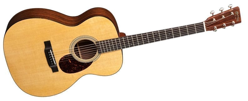 Martin OM-21 Standard Series Auditorium Acoustic Guitar