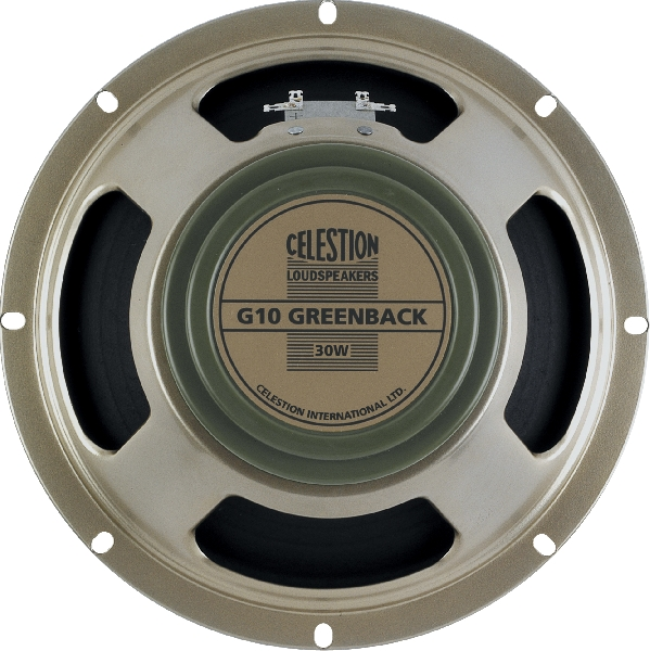 Celestion G10 Greenback Speaker 16ohm