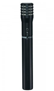 SHURE PG81 Instrument Microphone