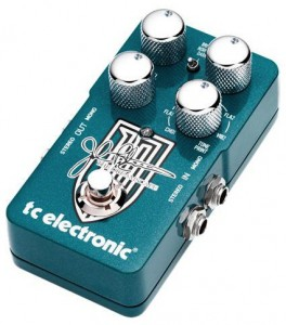 TC Electronic The Dreamscape Modulation Pedal