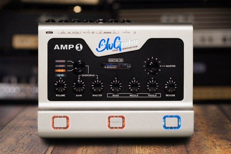 Bluguitar AMP1 Mercury Edition 100watt Guitar Amp AMP1_4_ME