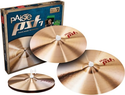 Paiste PST7 Cymbal Pack