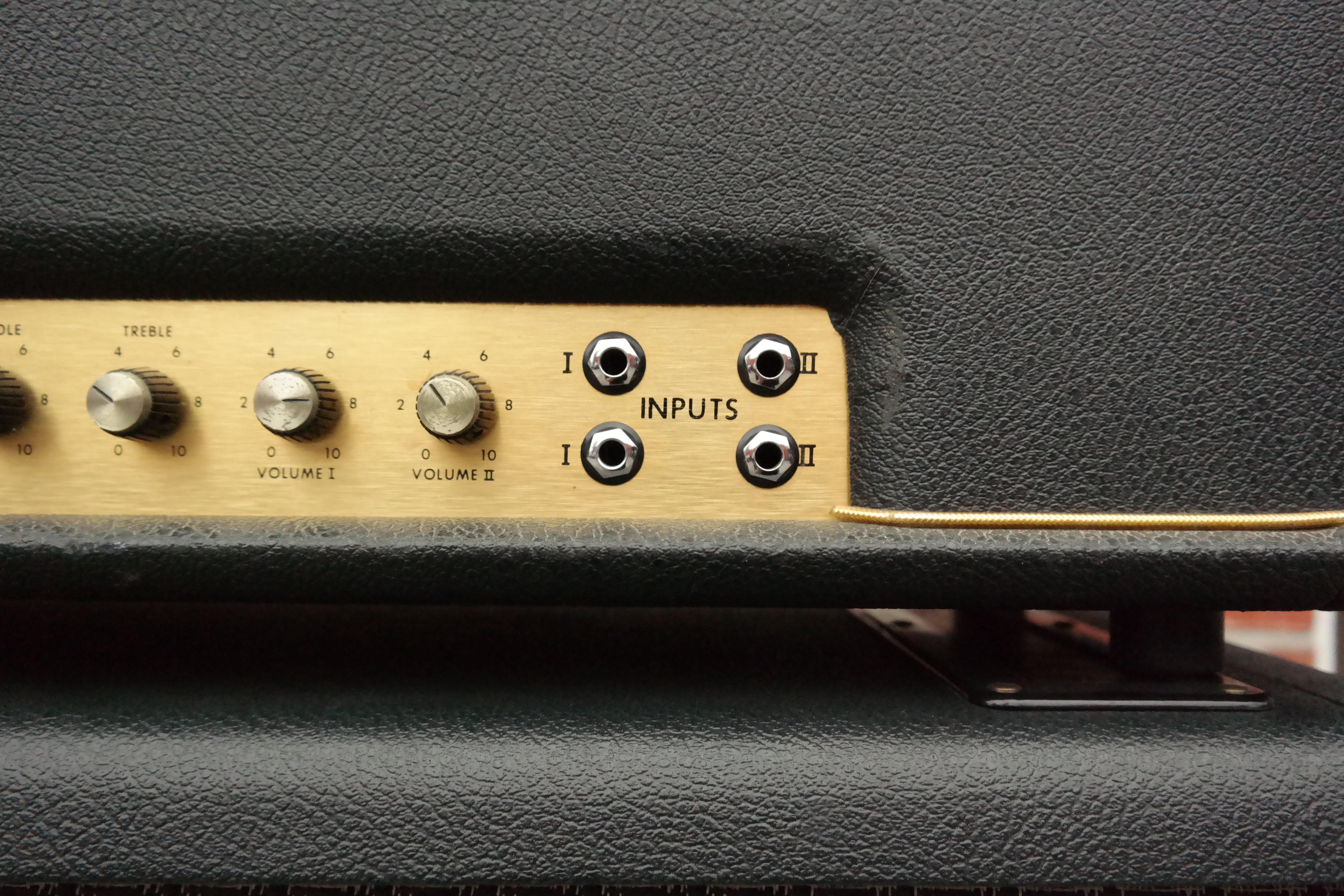 Behold A Wonderful Rare Marshall Major 200w Head 1971