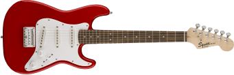 Squier Mini Strat Torino Red Electric Guitar