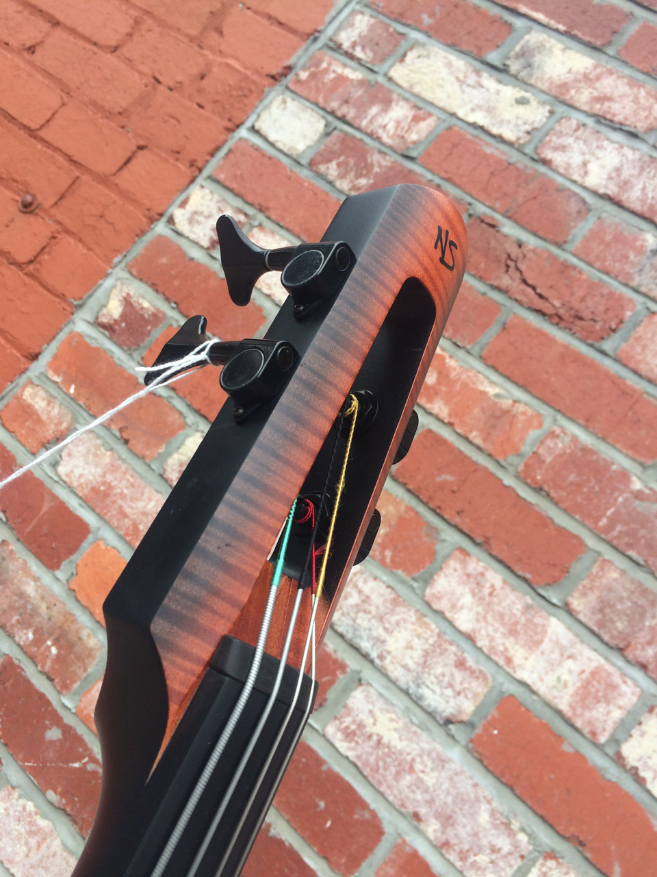 ns design nxta double bass 4 string sunburst eastgate music. Black Bedroom Furniture Sets. Home Design Ideas