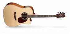 Cort MR730FX Solid Mahogany Acoustic Electric Guitars