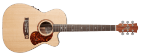 Maton SRS808C Small Body Acoustic Electric Guitar Cutaway