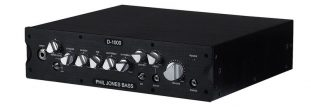 Phil Jones D-1000 Bass Amp Head