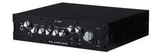 Phil Jones D-1000 Bass Amp Head