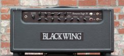 Black Wing Amplification Screamin' Eagle 50 Head