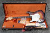 Fender American Vintage '65 Stratocaster Left-Handed 3-Color Sunburst 0111820800