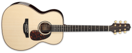 Takamine EF7MLS Limited Edition Orchestral Acoustic-Electric Guitar