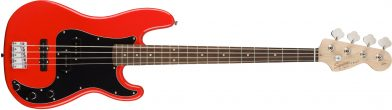 Affinity Series Precision Bass PJ Race Red