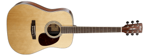 Cort Earth 100 Dreadnought Pau Ferro Back and Sides Acoustic Guitar