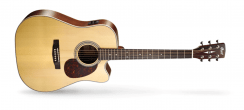 Cort MR600F Acoustic Electric Guitar Solid Top