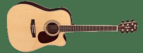 Cort MR710F-PF Pau Ferro Acoustic Electric Guitar Gloss Finish