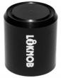 Loknob 3/4 Black FUGGEDABOUDIT For CTS Pots LOK13126-CTS-B
