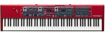 The Nord Stage 3 88