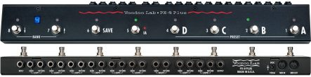 Voodoo Lab PX-8 Plus Pedal Switcher