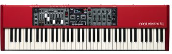 Nord Electro 5D 73 Semi Weighted Waterfall