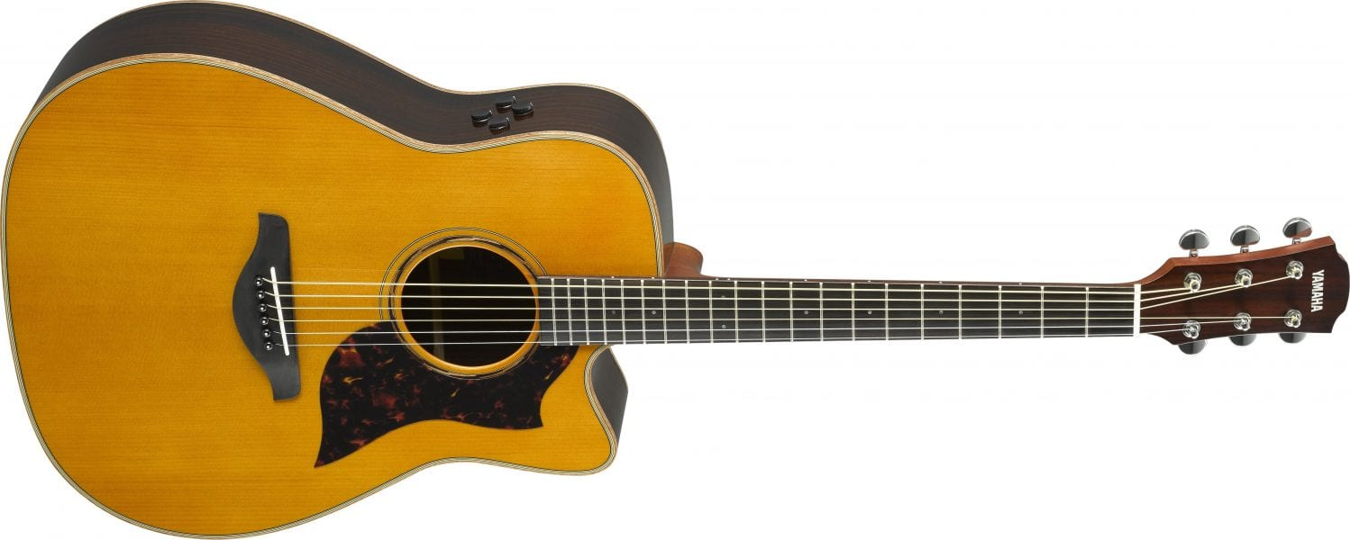 Yamaha A3R ARE Acoustic Electric Guitar Natural