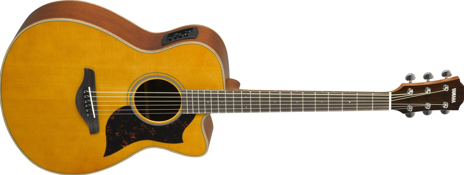 Yamaha AC1M Acoustic Electric Guitar Natural