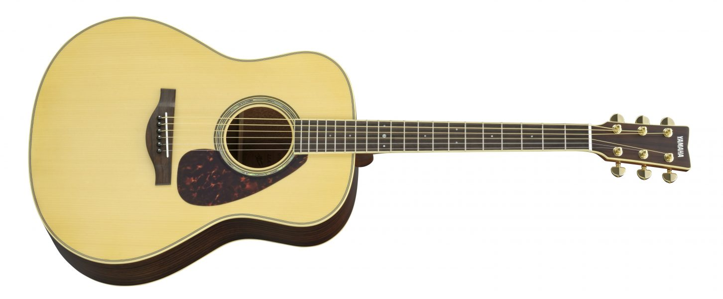 Yamaha LL16M ARE Acoustic Electric Guitar Natural Finish