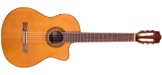 Cordoba C5-CE Classical Electric Guitar with Cutaway