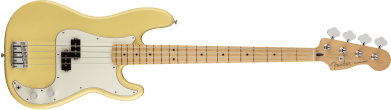 Fender Player Precision Bass Buttercream Maple Fingerboard