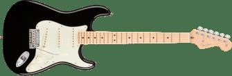 Fender American Professional Stratocaster Black Maple Neck