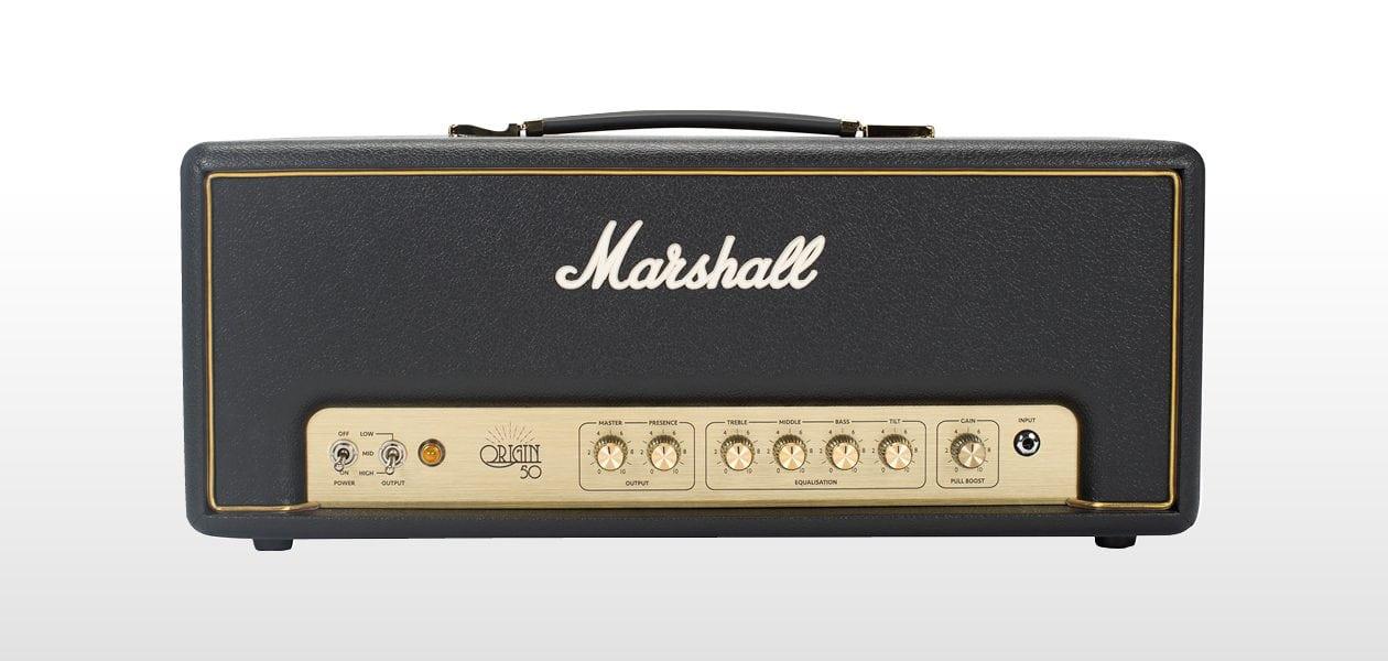 Marshall Origin 50H Guitar Amp Head