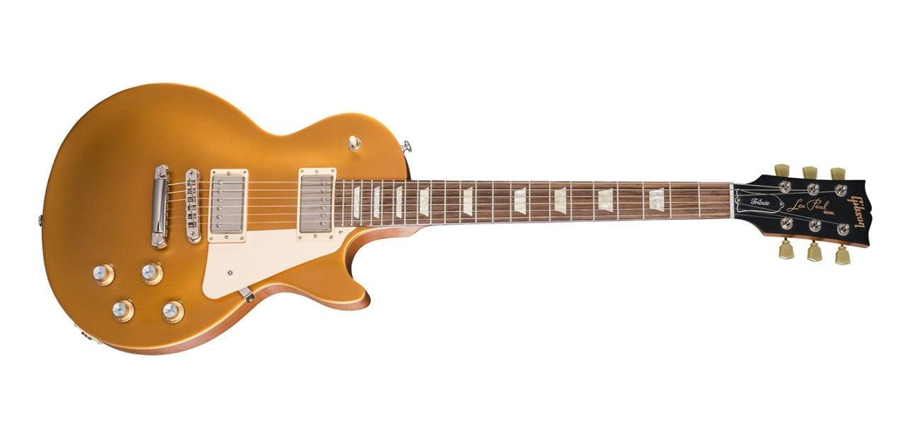 Gibson Les Paul Tribute 2018 Goldtop