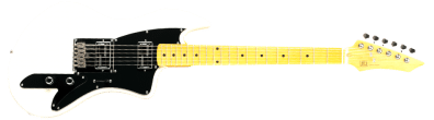 Lace Cybercaster Standard Series Electric Guitar Olympic White